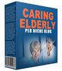 Thumbnail Caring Elderly Niche Website