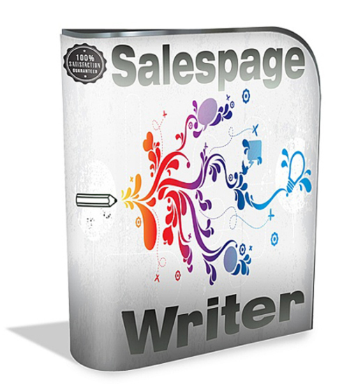 Pay for Salespage Writer