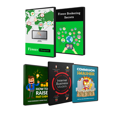 Pay for Earn Money Online Video Bundle