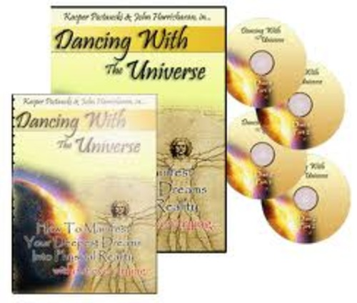 Pay for Dancing With The Universe
