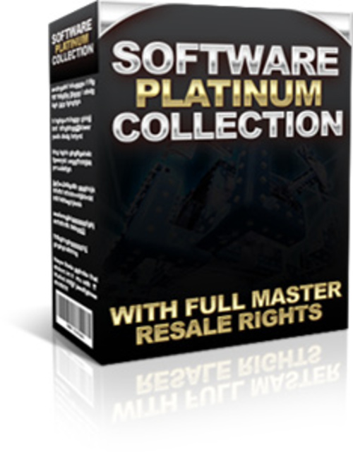 Pay for Software Platinum Collection. Full MRR