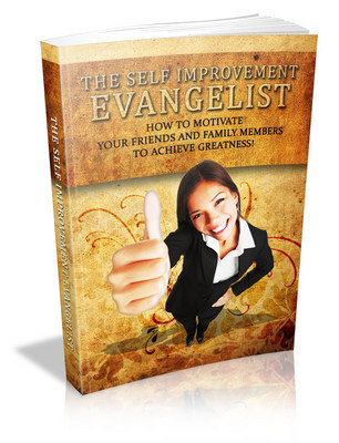 Pay for Self Improvement Evangelist