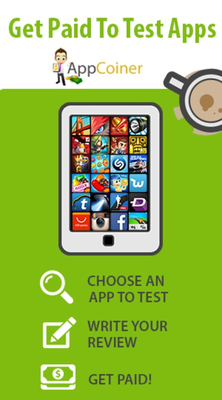 Pay for Make Money On The Mobile Testing Apps