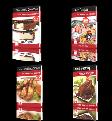 Pay for **NEW** Fresh Recipes Four Books
