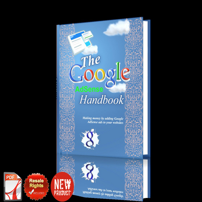 Pay for *NEW!*The Google AdSense Handbook