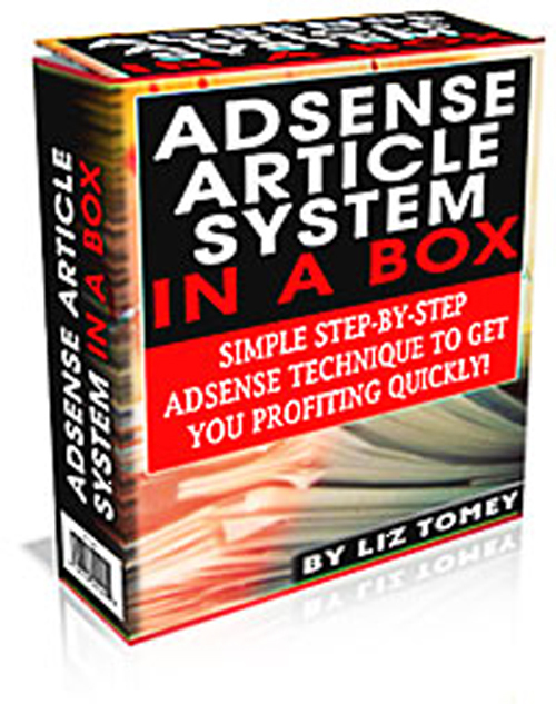 Pay for Confessions of an AdSense Girl - MASTER RESELL RIGHTS