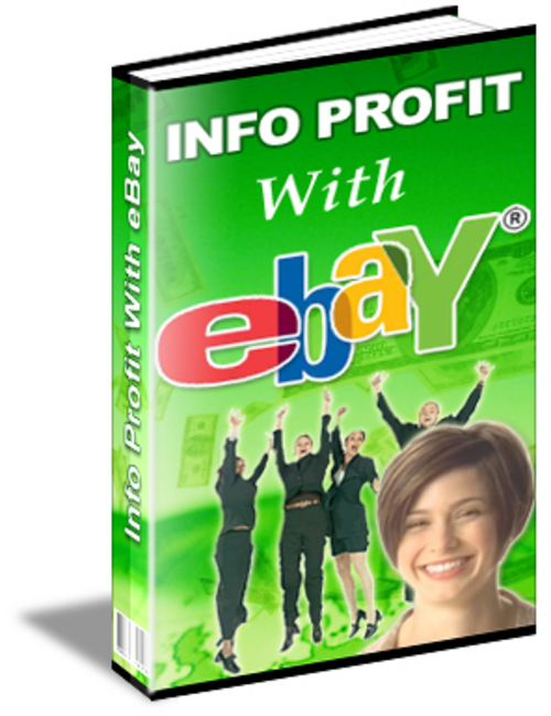 Pay for Info Profit With Ebay MRR/ebay make money