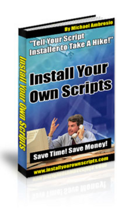 Pay for How To Install Your Own Scripts MRR/php scripts/scripts onli