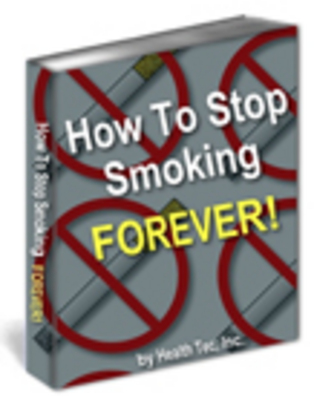 Pay for Stop Smoking Forever