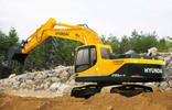 Thumbnail Hyundai R370LC-7 Crawler Excavator Workshop Repair Service Manual