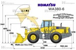 Thumbnail Komatsu WA380-6 Wheel Loader Workshop Repair Service Manual