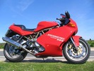 Thumbnail 1991-1996 Ducati 750S.S., 900S.S. Supersport Workshop Repair Service Manual