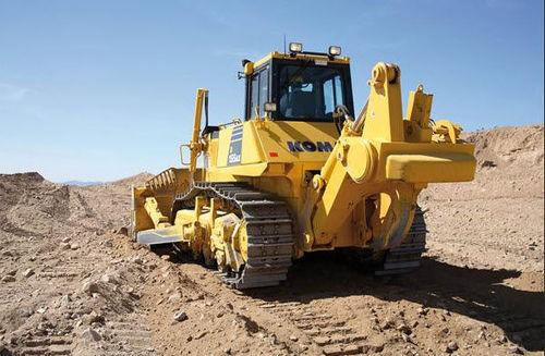 komatsu d155ax 5 bulldozer service and repair manual