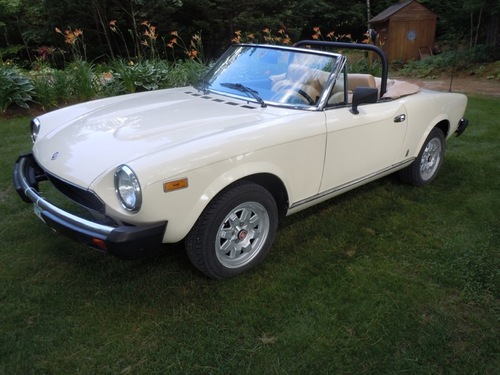 Pay for Fiat 124 Spider 1975-1982 Workshop Repair & Service Manual [COMPLETE & INFORMATIVE for DIY REPAIR] ☆ ☆ ☆ ☆ ☆