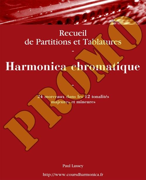 Pay for 24 themes pour harmonica chromatique - Paul_Lassey