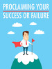 Thumbnail Proclaiming Your Success Or Failure