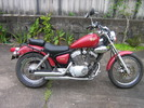 Thumbnail 1988-1995 Yamaha XV250 Virago Motorcyle Workshop Repair Service Manual