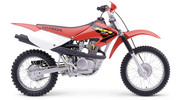 Thumbnail 1998-2003 Honda XR80R & XR100R Motorcylce Workshop Repair Service Manual
