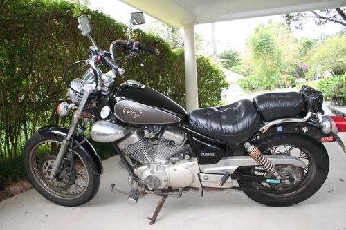 1988 1995 Yamaha Xv250 Virago Motorcyle Workshop Repair