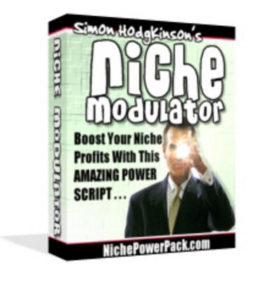 Pay for *NEW!* Niche Modulator Software Script w Master Resell Rights | Boost Niche Profits W/ Amazing Script!